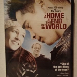 Other - A home at the end of the world DVD Movie